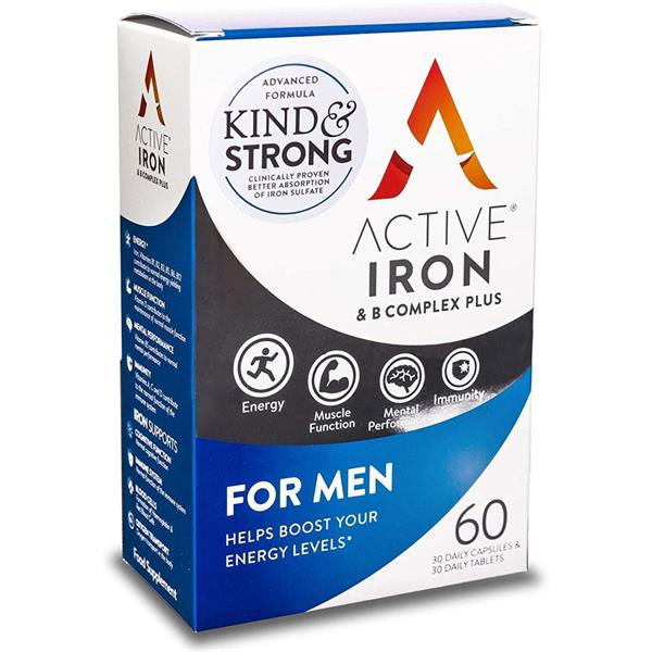 Active iron for men 2